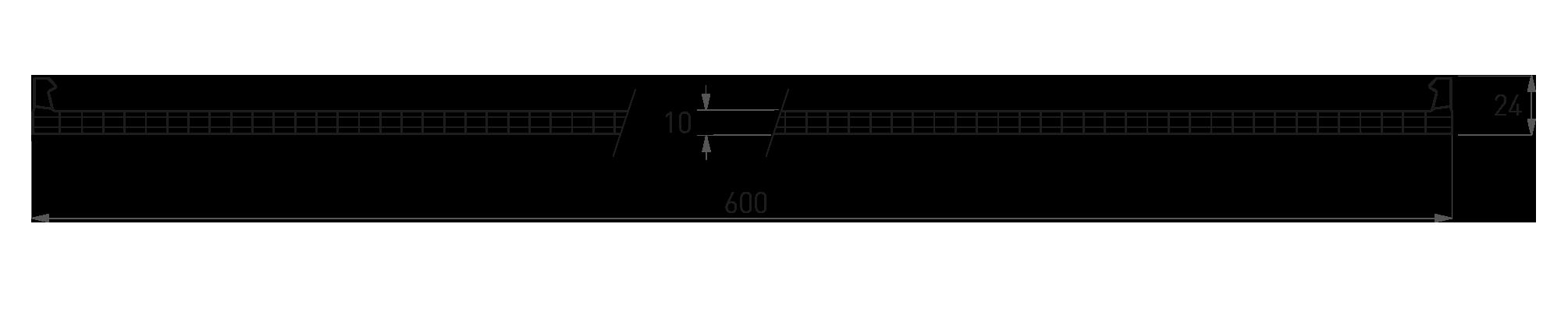 BDL 4W 10 mm