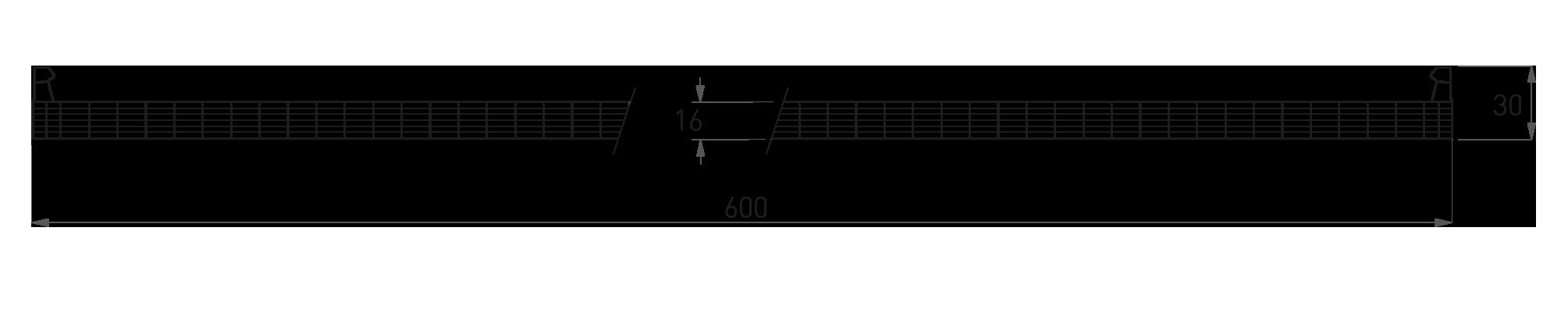 BDL 7W 16 mm