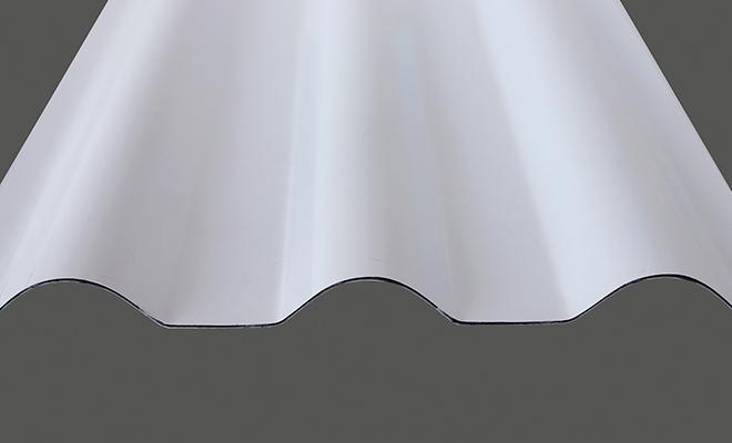 LIGHT DEPRIVATION CORRUGATED SHEETS