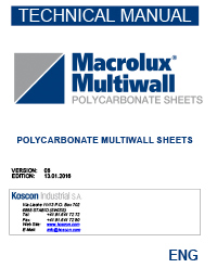 Macrolux Multiwall Technical Manual